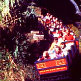 Dahlonga Mine Train at SFOG